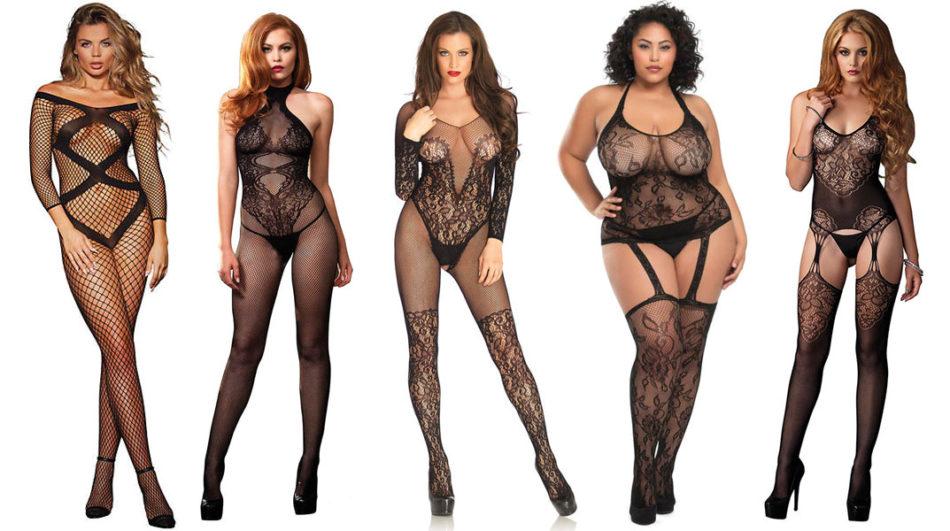 boudoir outfit inspiration bodystocking