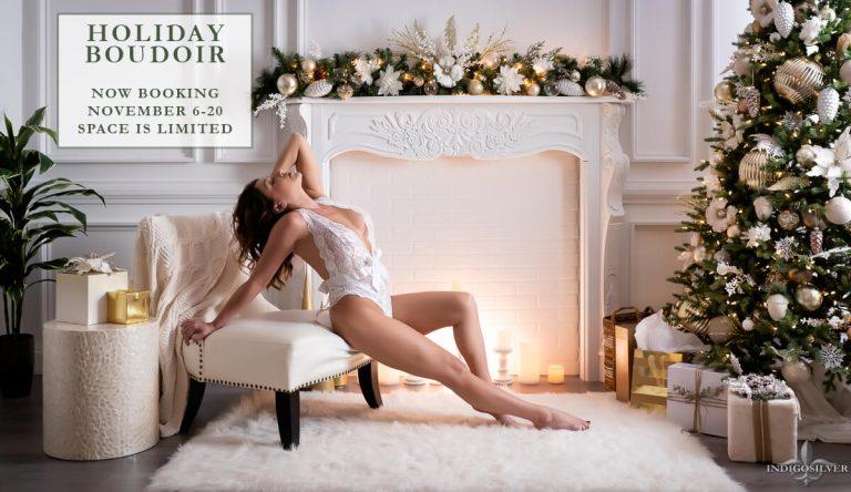 christmas boudoir wilmington